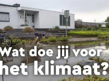 Wat doe jij voor het klimaat?