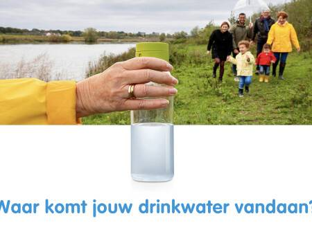 Over ons mooie water
